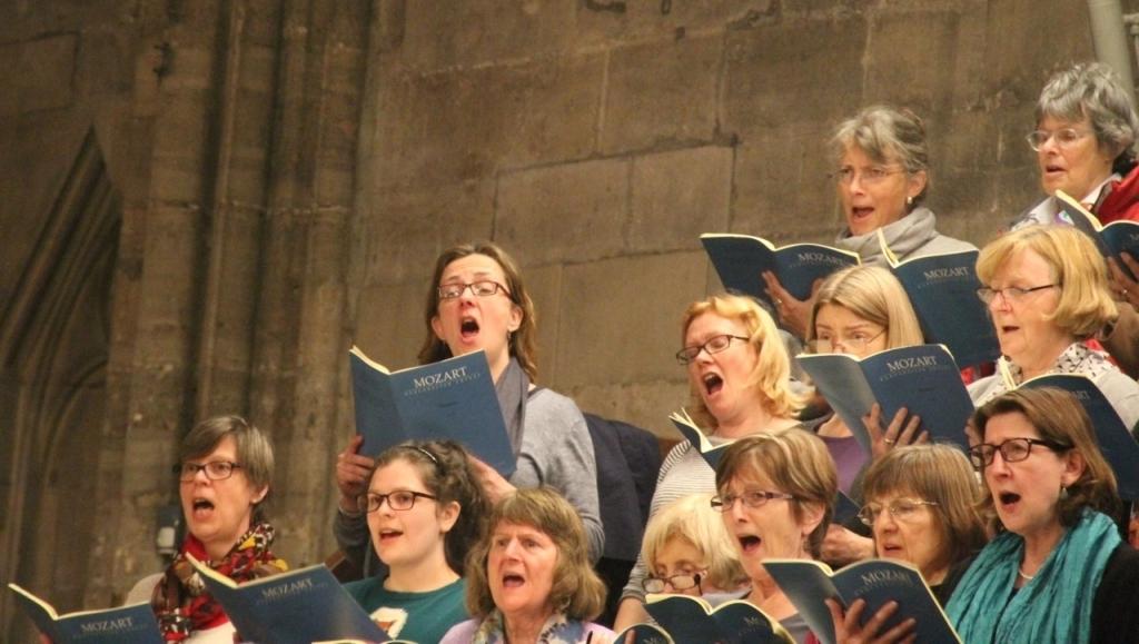 Addison Singers Vienna 2015: Mozart Requiem