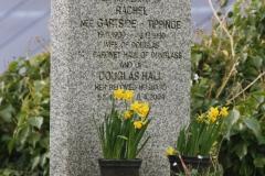 My parents' grave