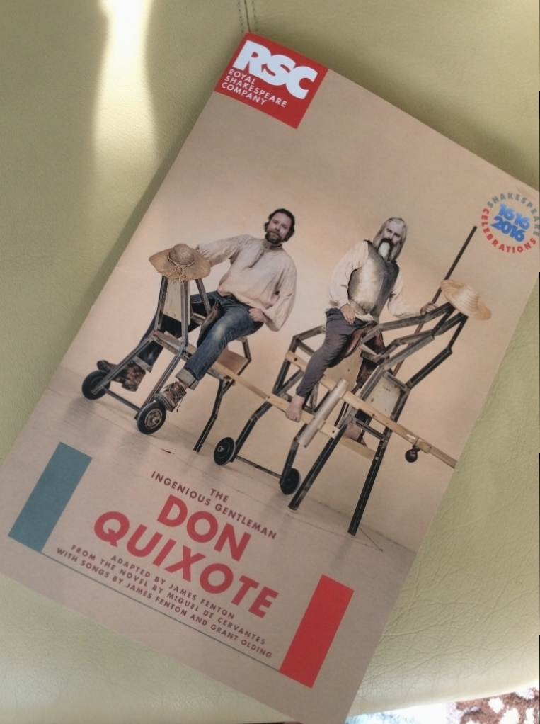 Don Quixote programme