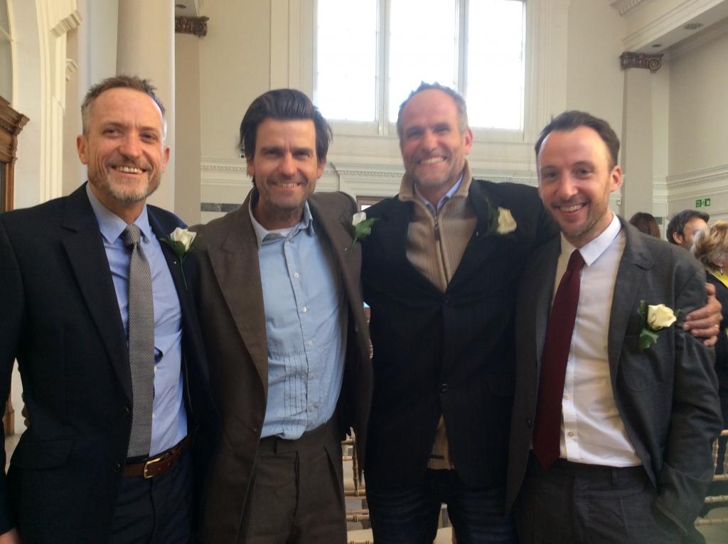 Chris, Tim, Steve Birdie