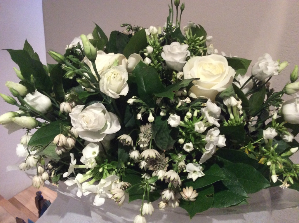 Bouquet for the mother of the bridegroom