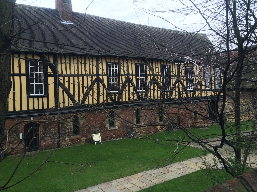 The Merchant Adventurers' Hall, York