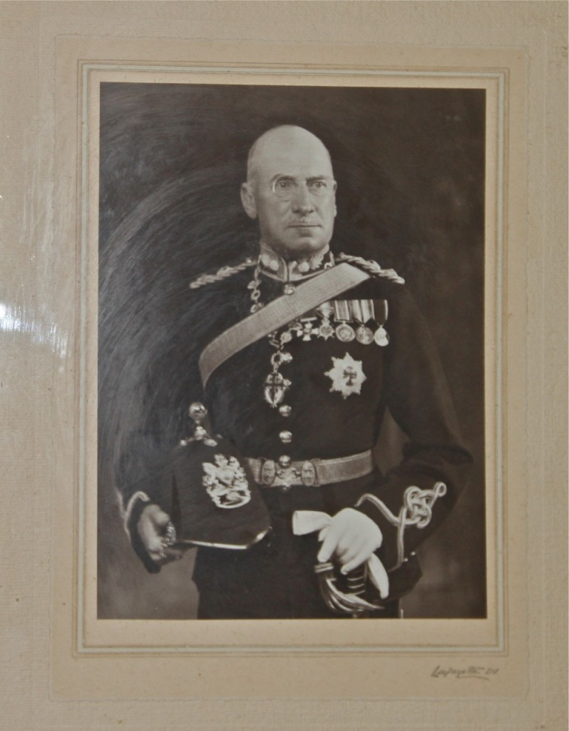 Sir Stewart Gore-Brown