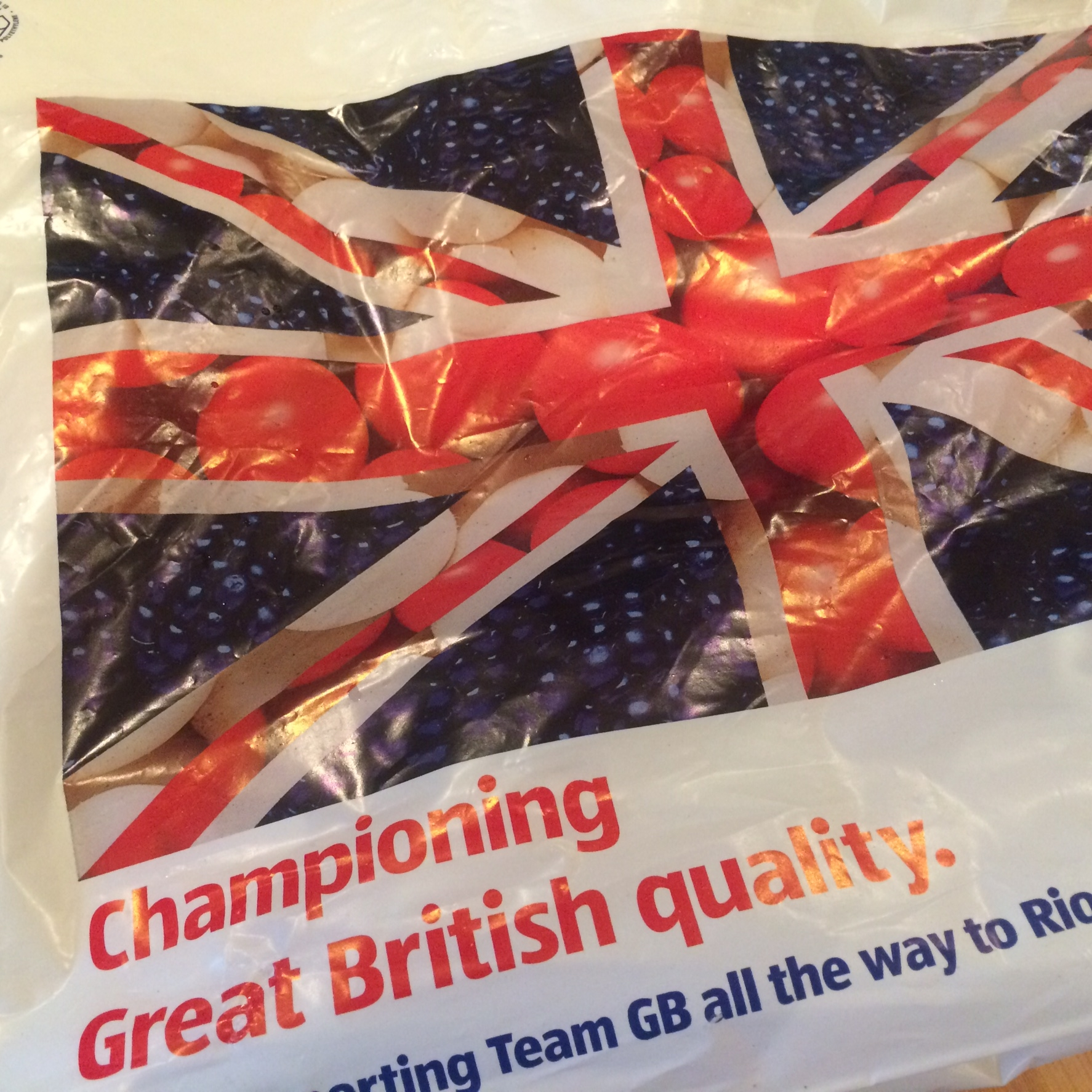 A New British Supermarket?