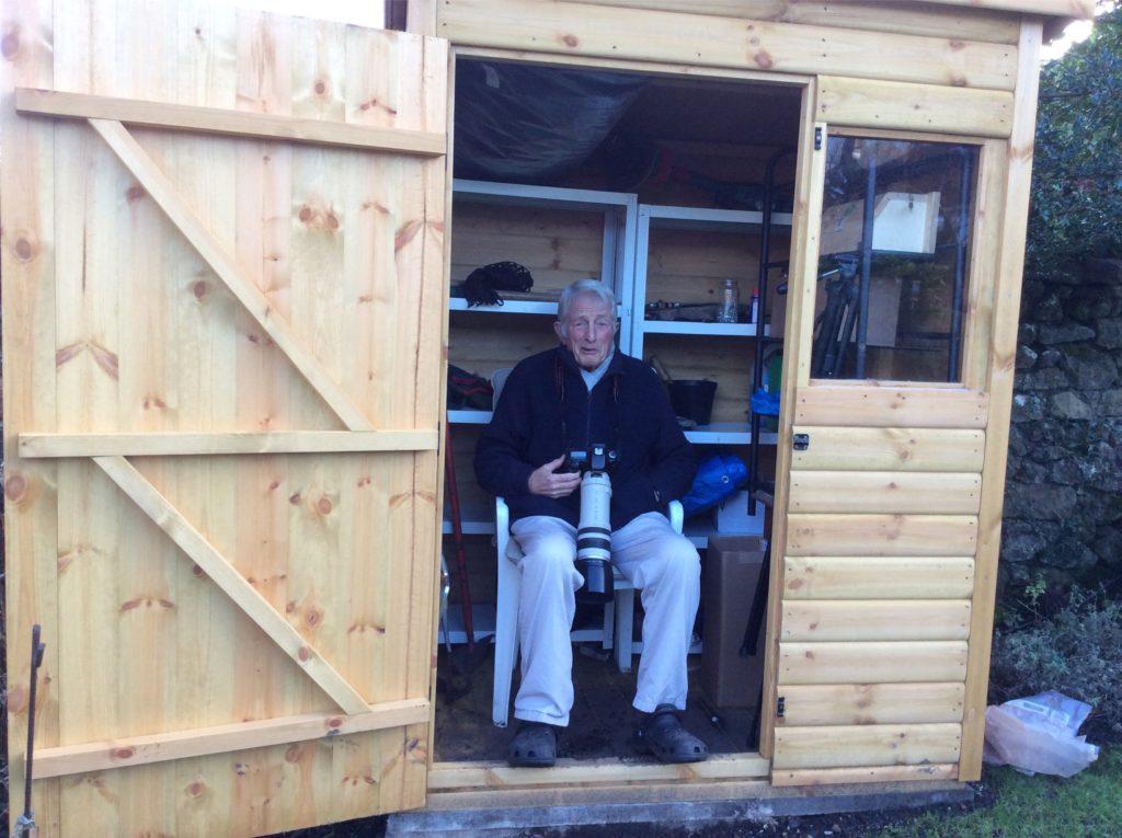 John's man hut
