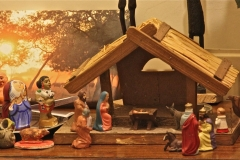 Our Christmas Crib
