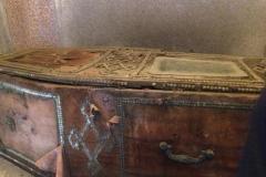 Priscilla Hoste's tomb