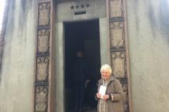 Kilmorey Mausoleum entrance