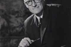 Douglas Hall (Photo in National Portrait Gallery)