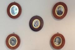 Hoste Family Miniatures