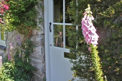 Orchard Farm Parwich, Front Door