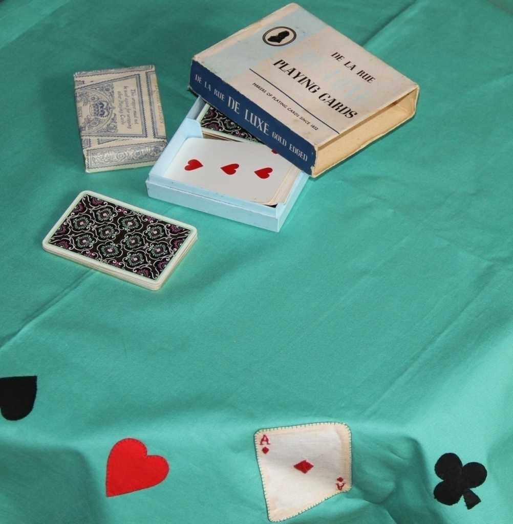 Antique Playing Cards - Another View