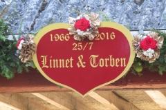 Danish Golden Wedding celebrations