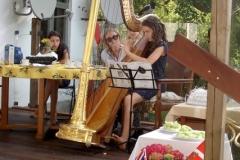Sofia, 12-year old harpist