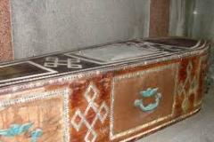 Priscilla Hoste\'s Coffin