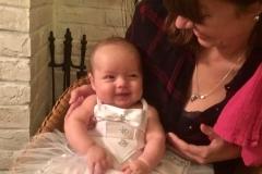 Nell in her custom made tutu