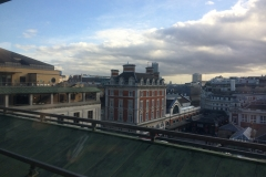 A View from the top of the Royal Opera House