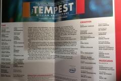 The Tempest - cast