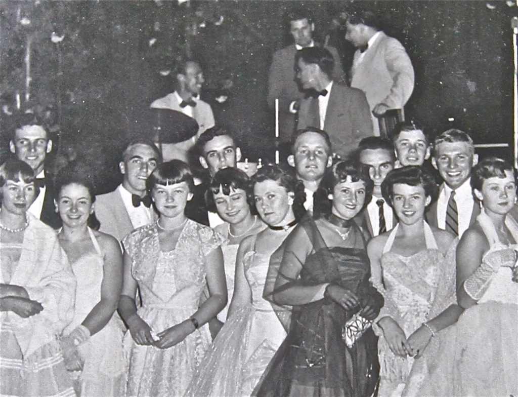 St Peter\'s School Ball 1956