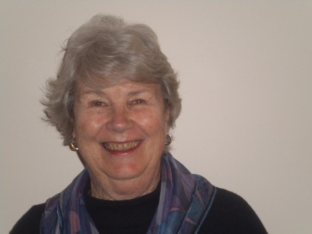 Sally Cathie nee McAllister