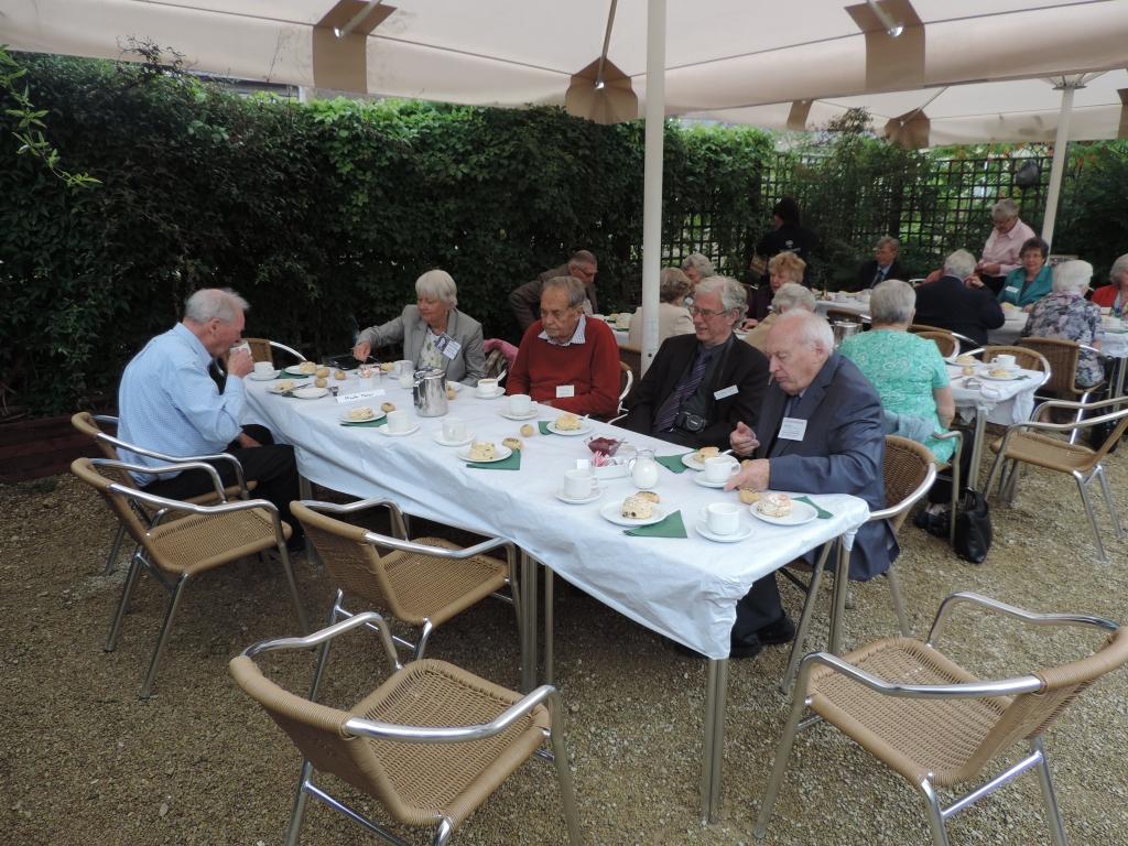 St Peter\'s Reunion Waterperry Gardens 26/8/15