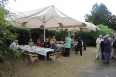 St Peter's Reunion Waterperry Gardens 26/8/15