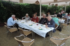 St Peter\'s Reunion Waterperry Gardens 26/8/15