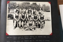 St Peter\'s 1st Hockey X1 1958