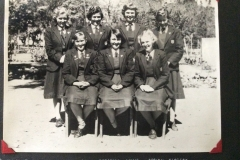 St Peter\'s School Prefects 1958