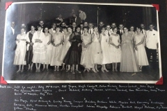 St Peter\'s School Ball 1956