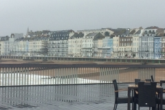 View from Hasting's pier