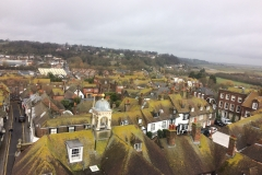 Rye from above