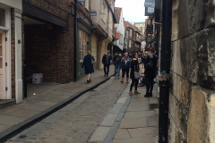 The Shambles, in York