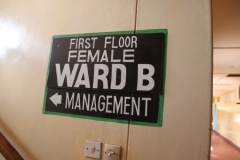 Managing Females, Kasama Hospital